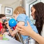 Schöne Fotos vom Kindergeburtstag